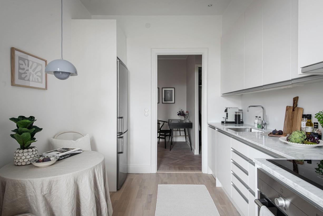 Plats för matbord åt 4 personer Torsgatan 59, 5 tr / Karlbergsvägen
