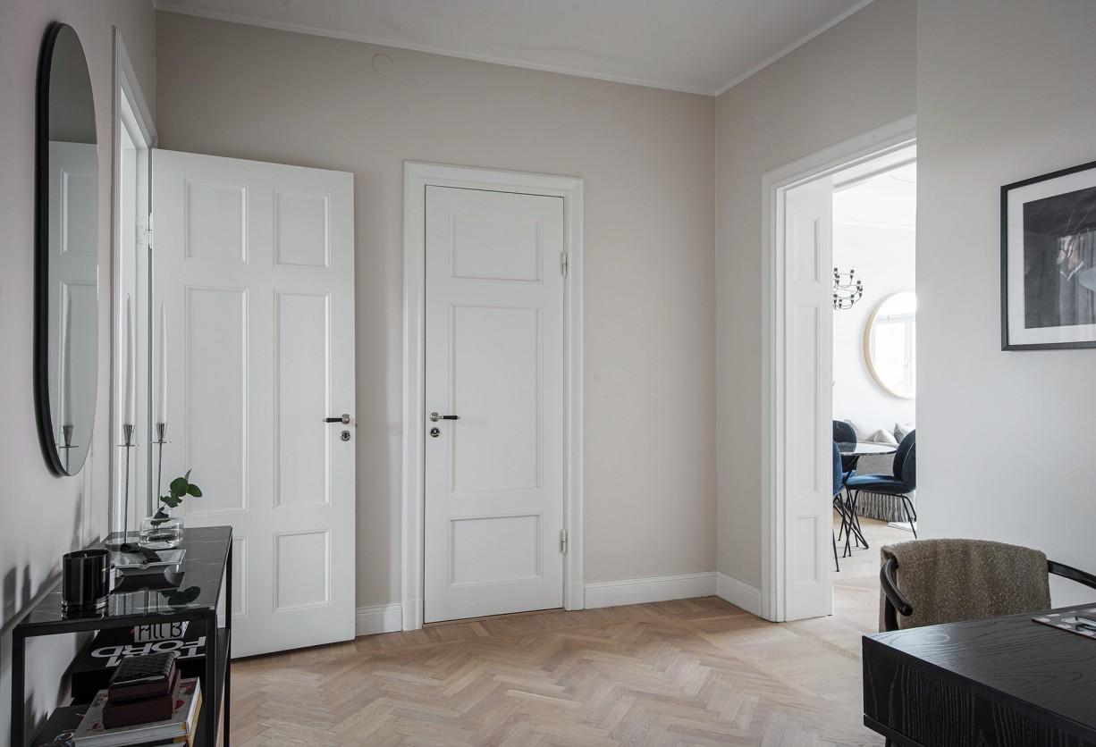 Våningskänsla med ytor för mingel Torsgatan 59, 5 tr / Karlbergsvägen