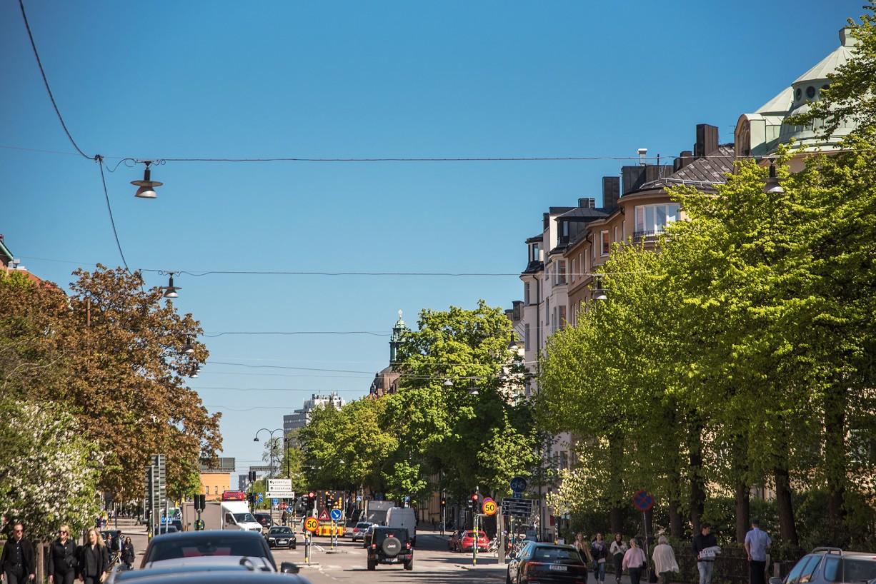 Torsgatan 59, 5 tr / Karlbergsvägen