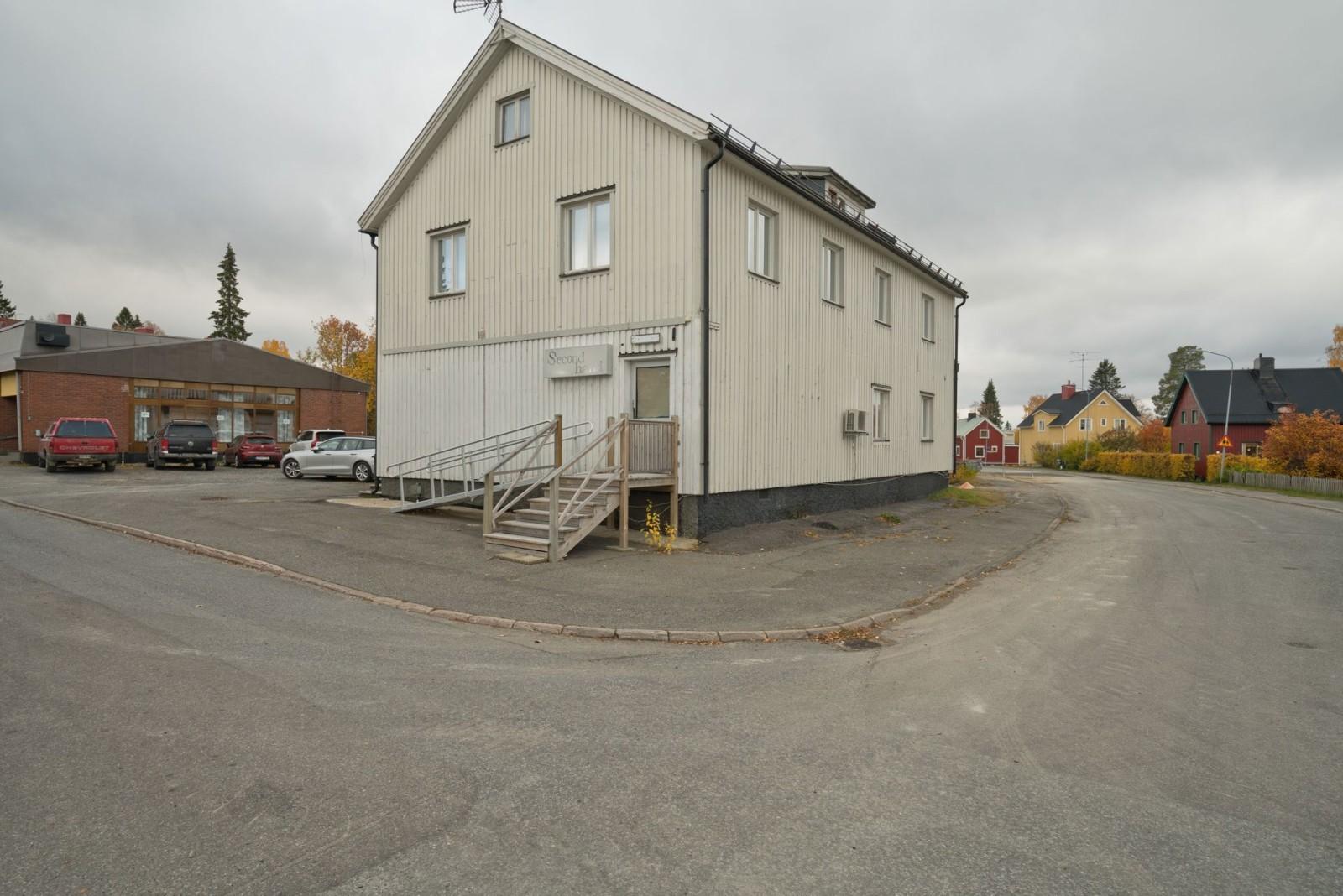 Fasad Storgatan 35