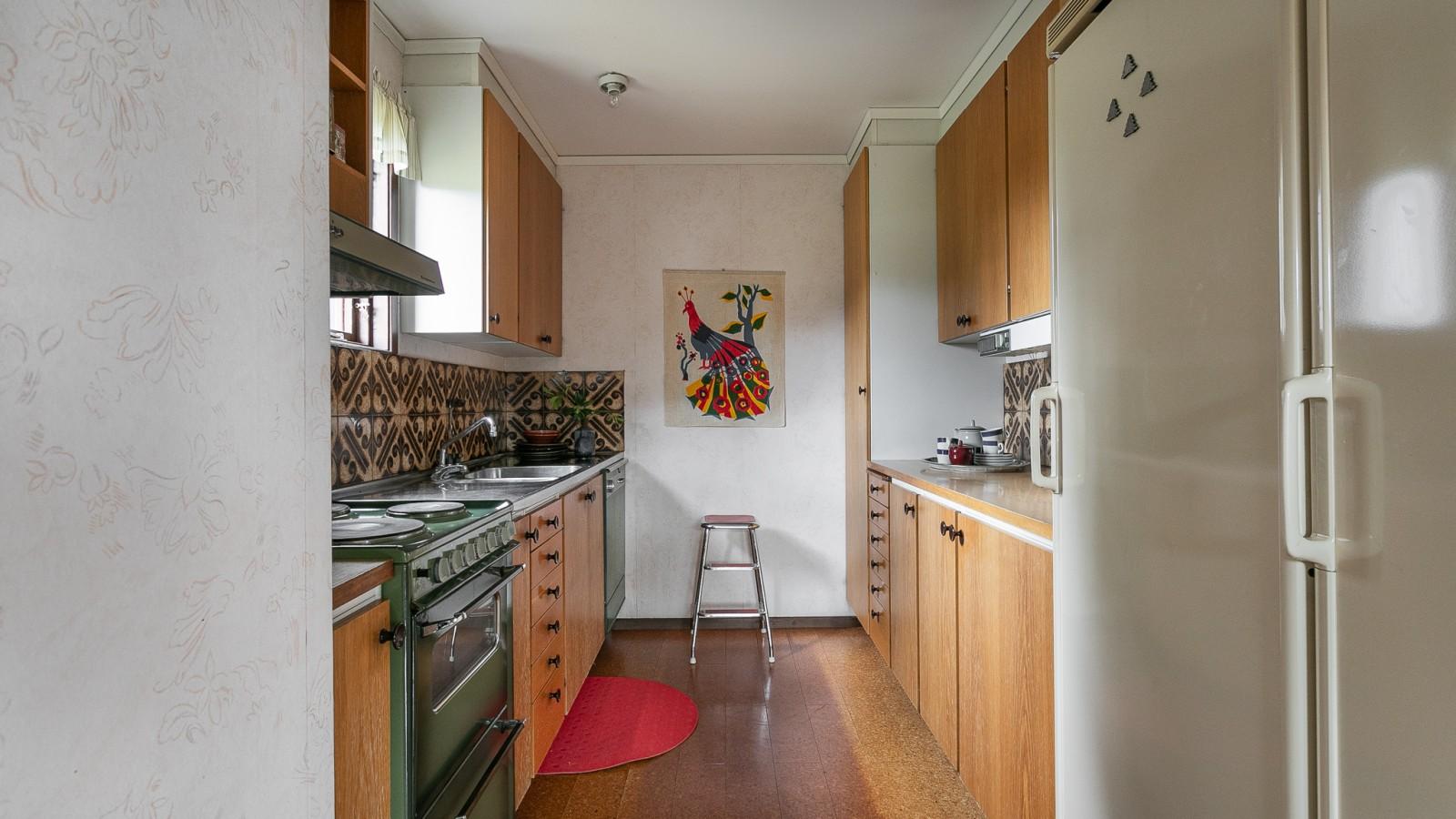 Köket och sociala ytor..