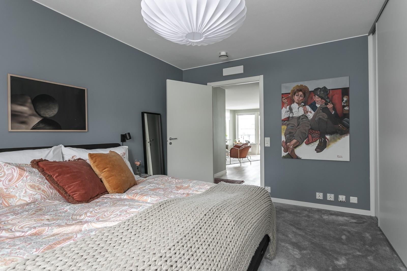 Master bedroom..