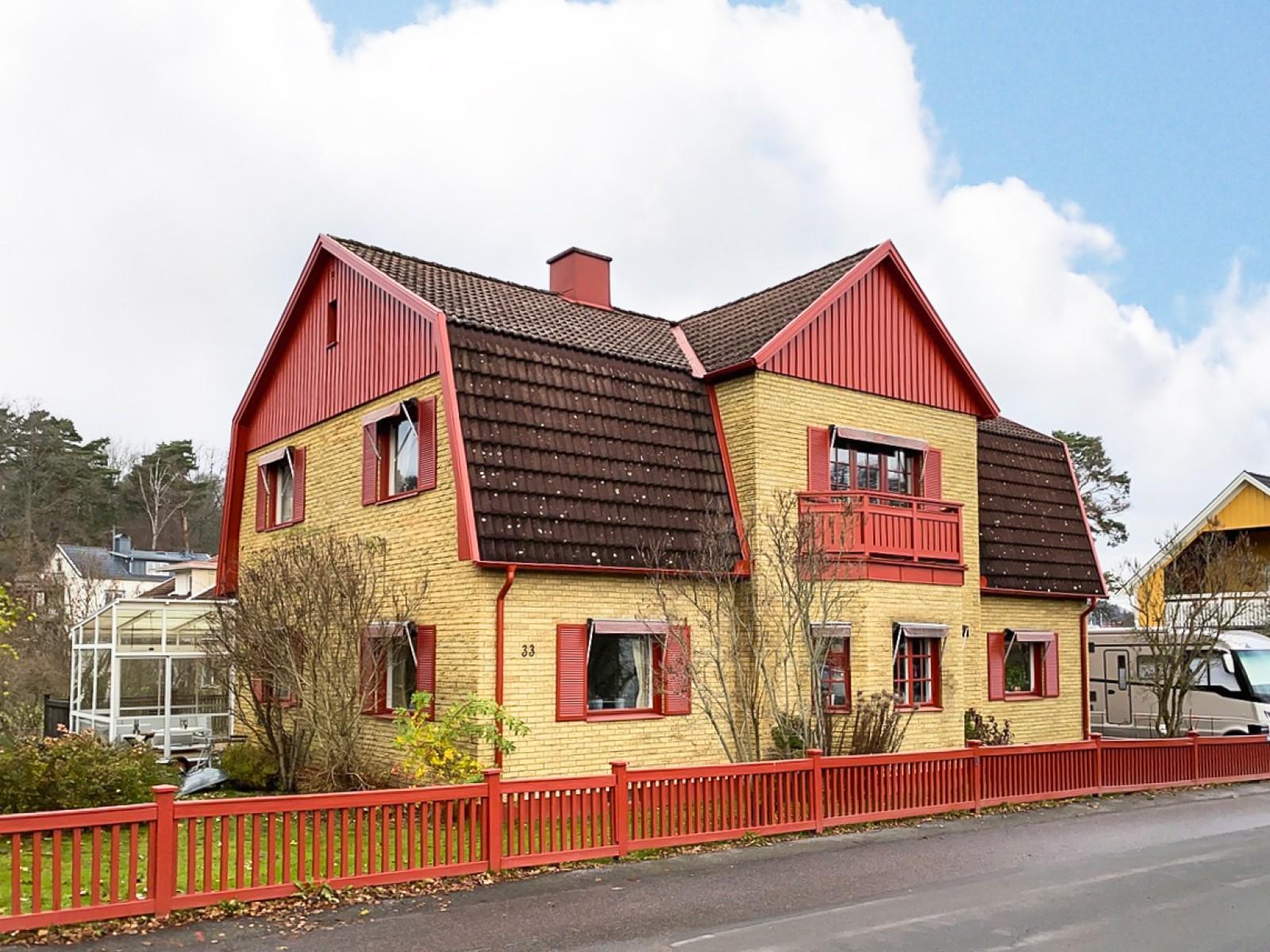 Huset..