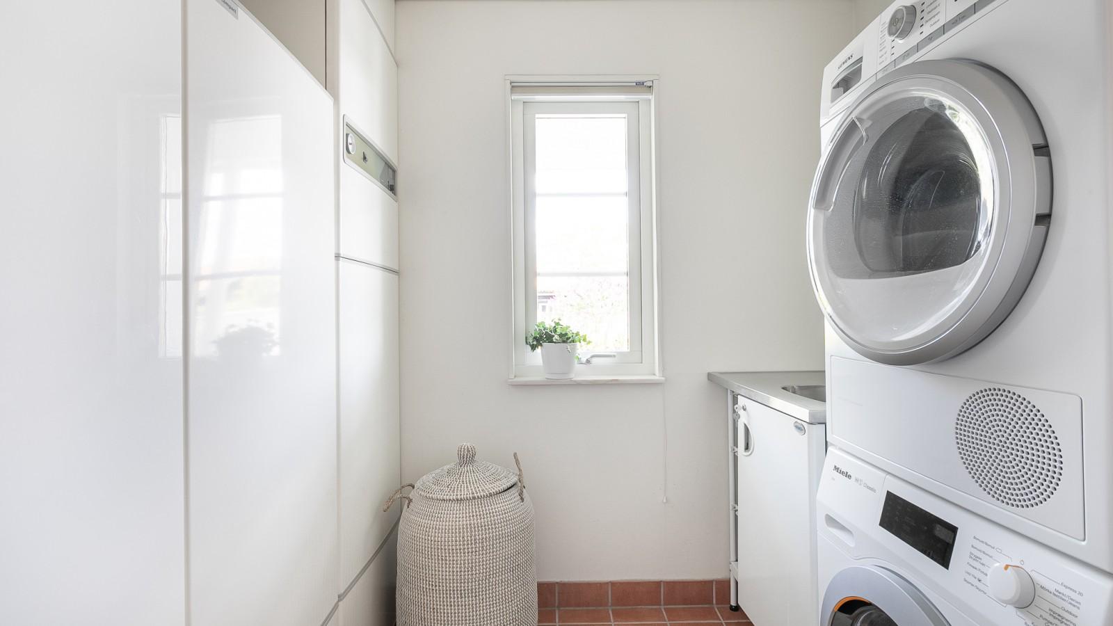 Tvättstugan..