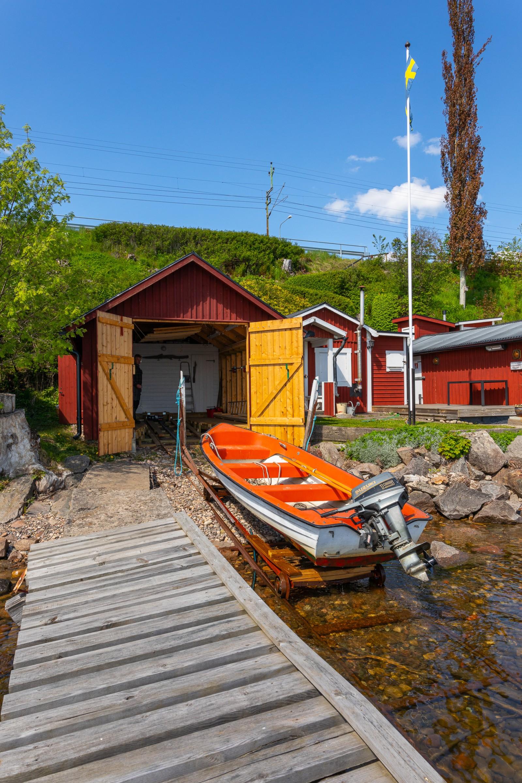 Båthuset..