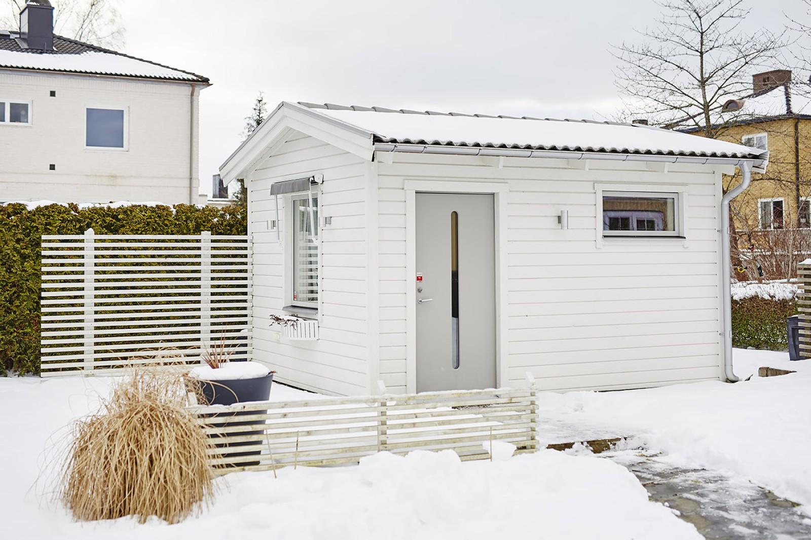 Gästhus - hemmakontor..