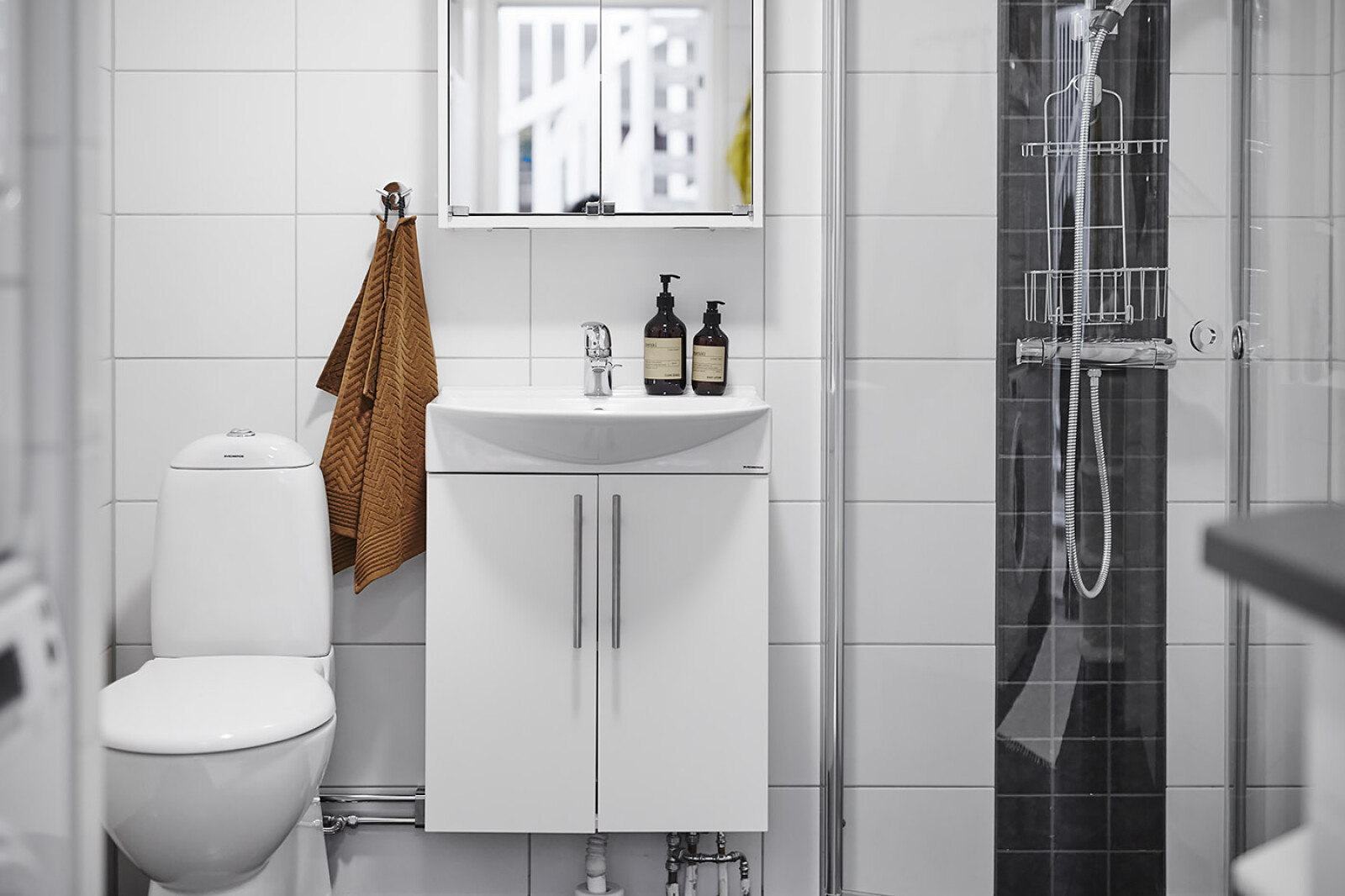 Badrum - Tvätt..