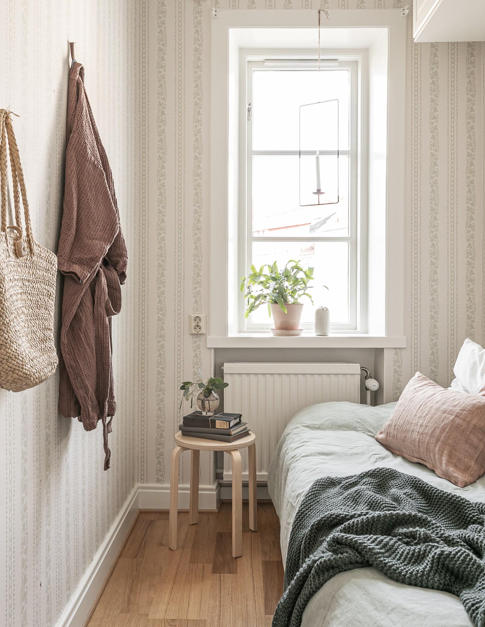 Lilla sovrummet..