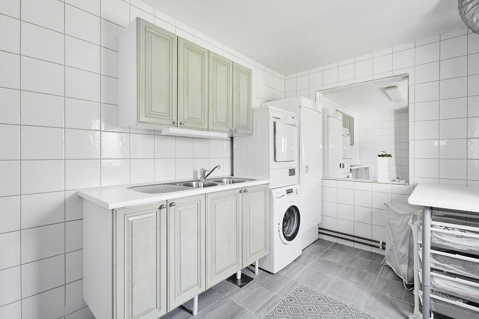 Tvättstuga - Groventré..