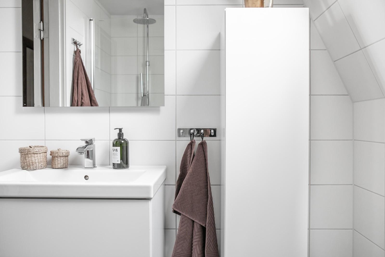 Dusch - Toalett..