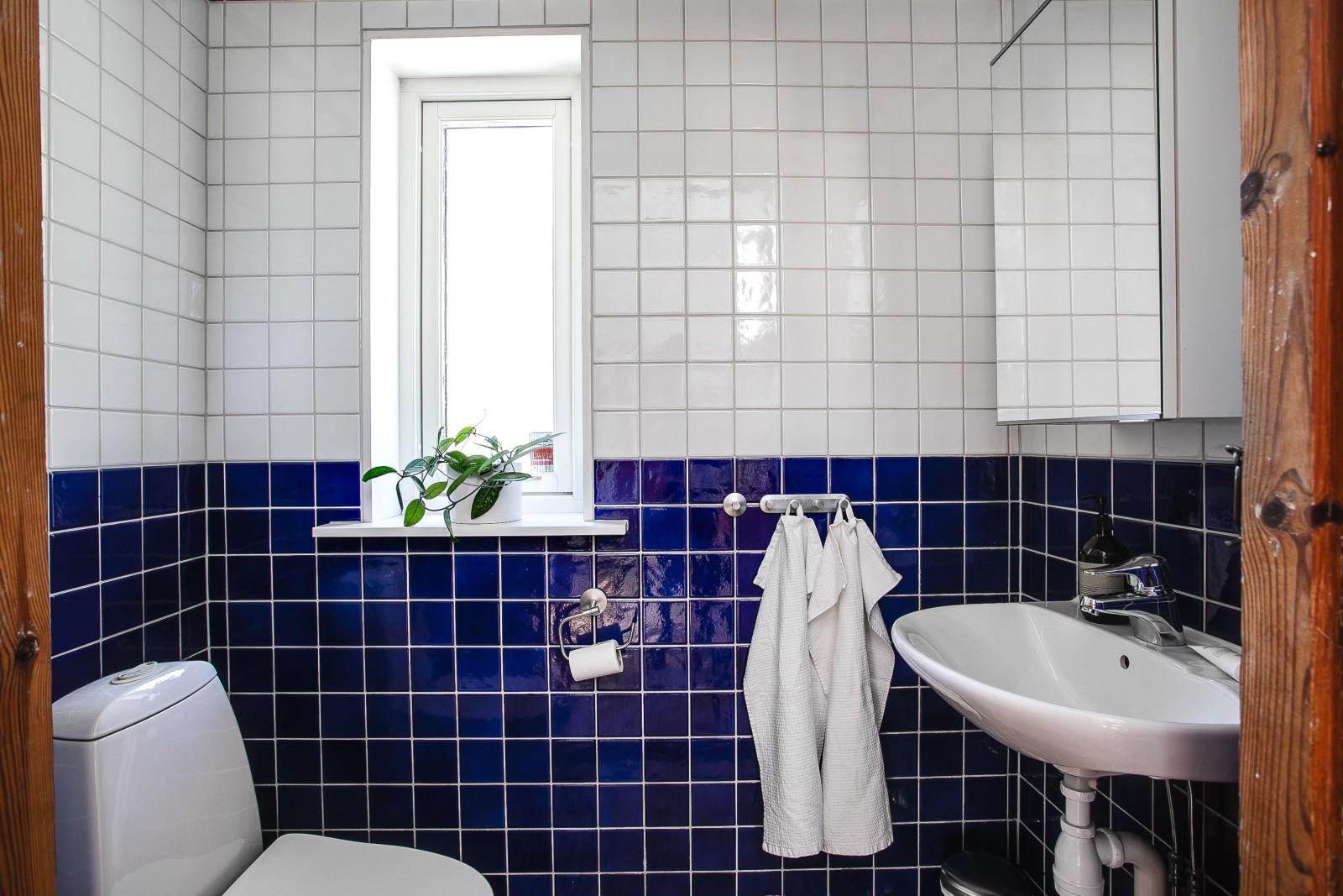 Toalett..