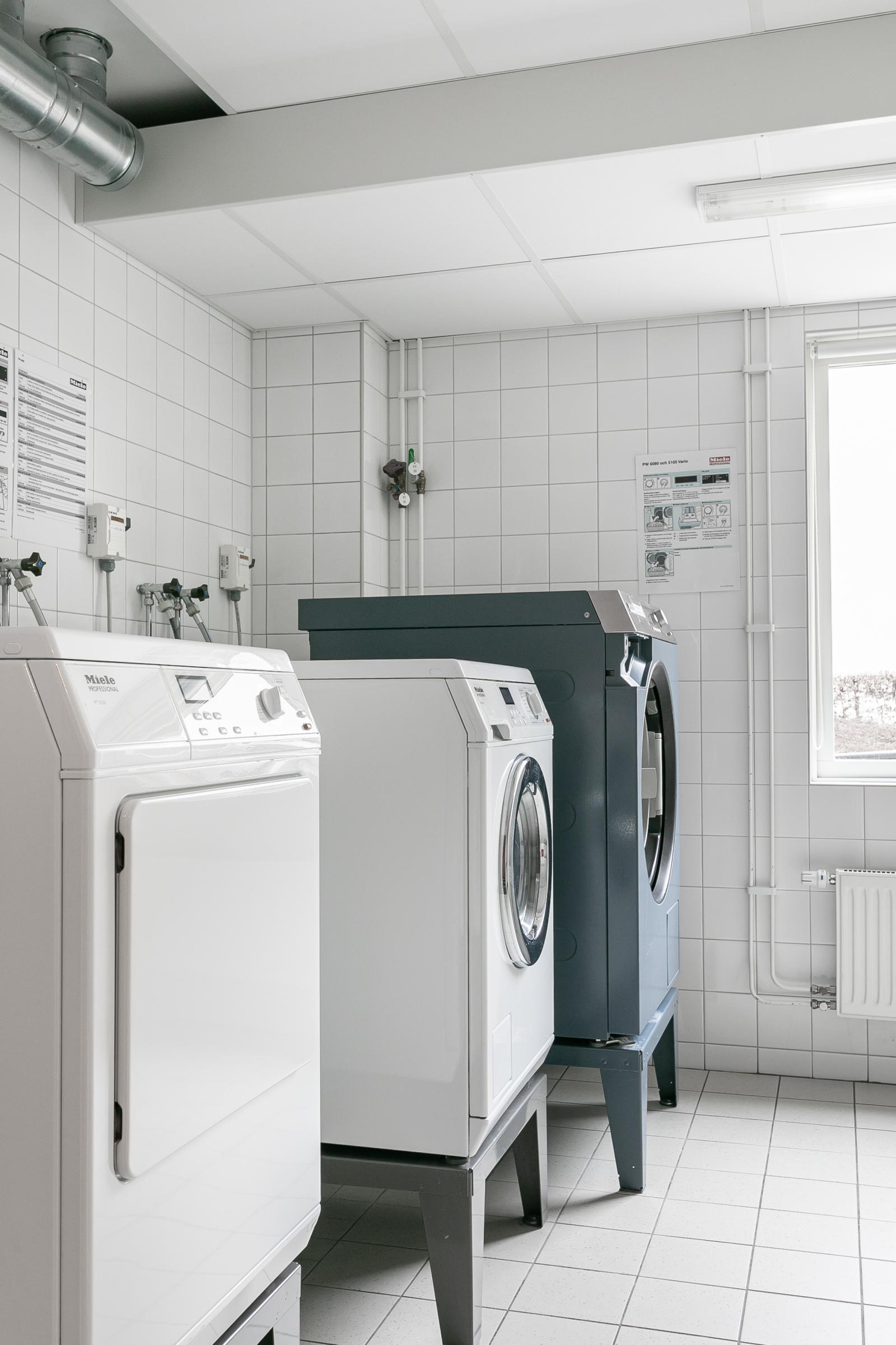 Relax och tvätt..