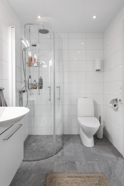 Duschrummet..