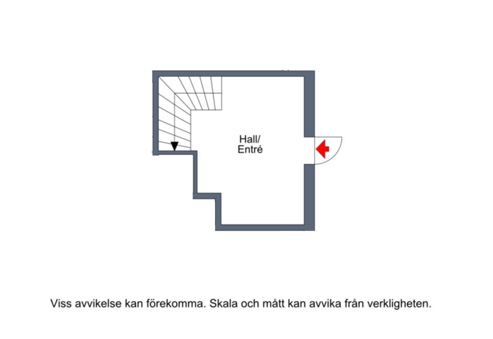 8 Nedre plan Vårdklockegatan 6 och 8